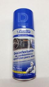 refresca y Desinfecta limpia STP Limpiador de aire