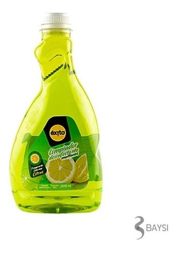 limpiador desinfectante citrus - exito