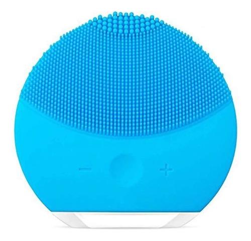 limpiador facial cepillo limpiador facial electrico