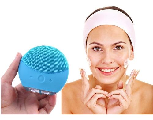 limpiador facial electrico limpiador facial cepillo
