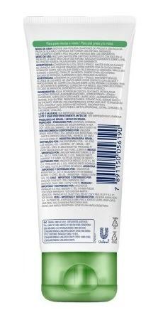 limpiador facial espuma dove purificación profunda 100g