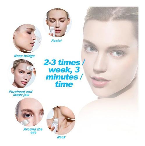 limpiador facial peeling ultrasónico portatil skin scrubber