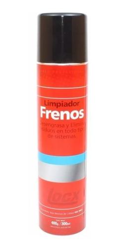 limpiador frenos aerosol locx