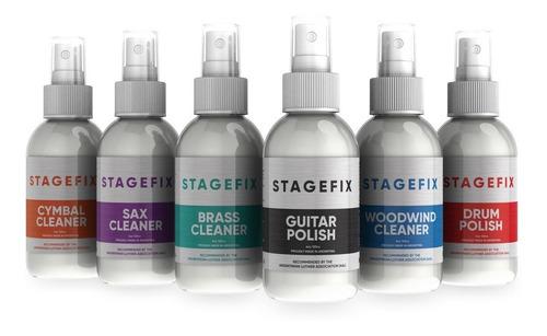 limpiador guitarra y bajo stagefix guitar polish