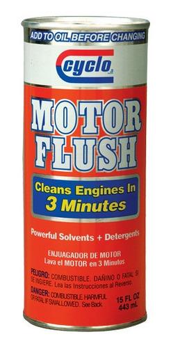 limpiador lavado interno de motor 443 ml, cyclo usa