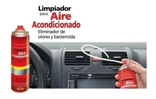 limpiador limpia aire acondicionado locx 300 ml