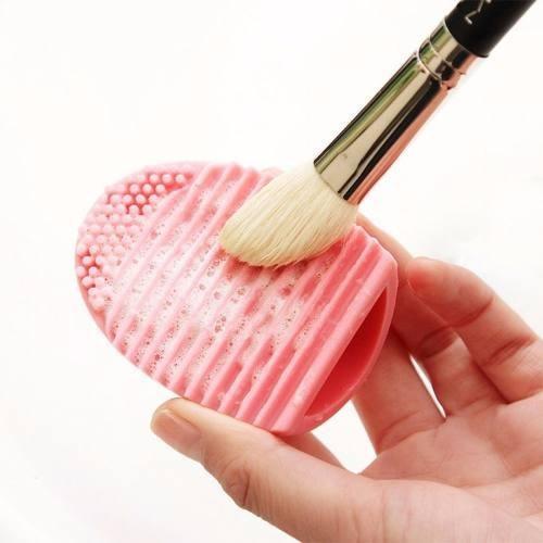 limpiador maquillaje limpia brochas