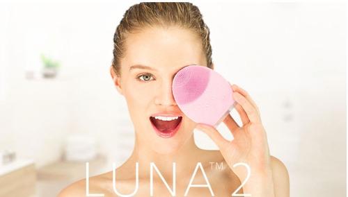 limpiador masajeador facial  exfoliacion cara recargable