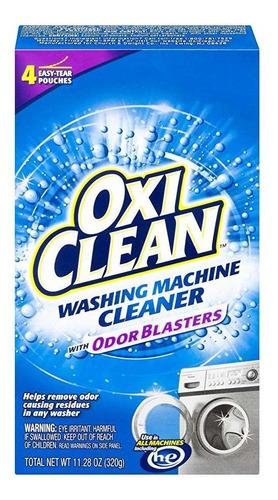 limpiador para lavadora oxiclean, 4 unidades (2)