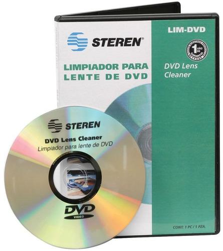 limpiador para lente de dvd