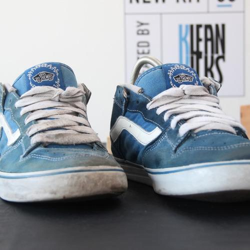 limpiador premium de zapatillas klean kicks kit gamuza