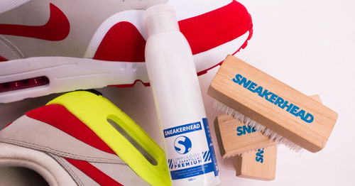 limpiador premium de zapatillas sneakerhead sneakers cleaner