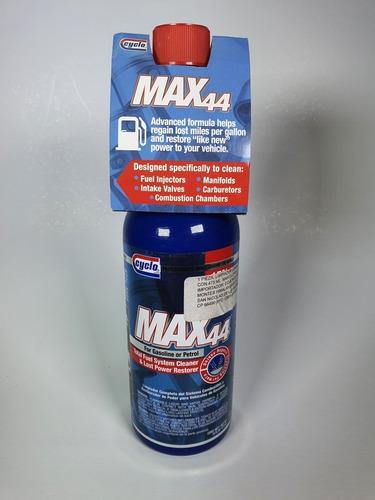 limpiador sistema inyección max44 combustible gasolina cyclo