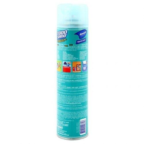 limpiador todo sano binner brisa fresca-multicolor