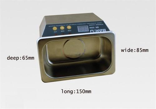 limpiador ultrasonico dispositivo electrico celular circuito