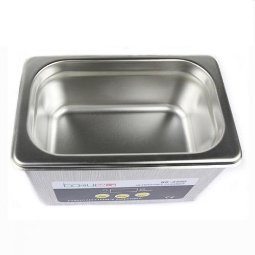 limpiador ultrasonido ultrasonica baku 800ml 35w 90s-30min