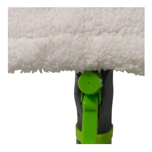 limpiador vidrio 3 en 1 microfibra vonne rociador secador