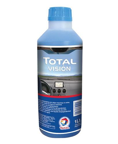 limpiador y desengrasante para el parabrisas total vision 1l
