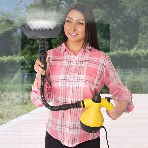 limpiadora a vapor multiusos steam cleaner energy plus