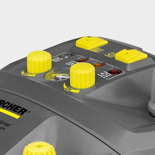 limpiadora de vapor industrial 4 bar karcher sg 4/4