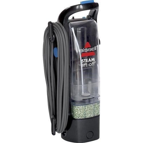 limpiadora vertical a vapor bissell liftoff titanio