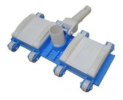 limpiafondo pileta piscina 8 ruedas fijas mavi 1043