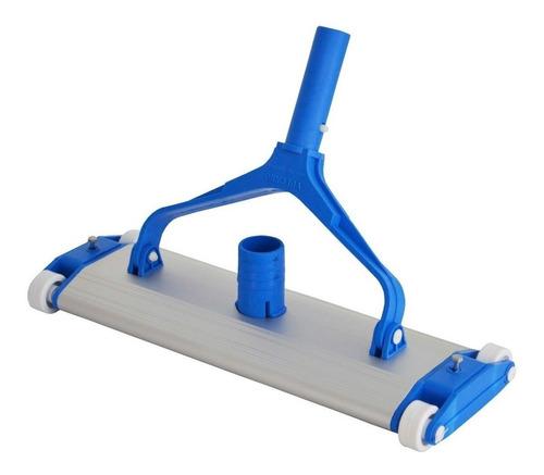 limpiafondo pileta piscina barre fondo aluminio 37 mavi
