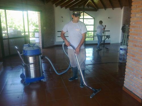 limpieza a finales de obras, edificios, empresas