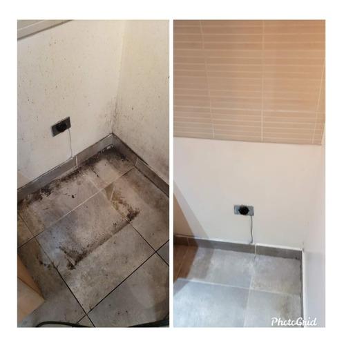 limpieza a profundidad de casas con desinfección