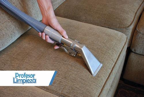 limpieza: alfombras, tapizados