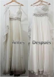 limpieza artesanal de vestidos de novia y 15 -otra historia!