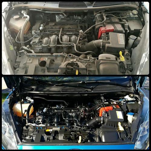 limpieza automotor