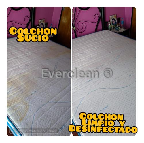 limpieza colchones sillones y alfombras a vapor a domicilio