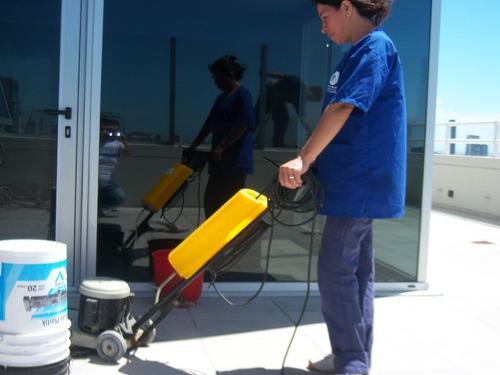 limpieza  consorcios, edificios, oficinas, y otros en gral.