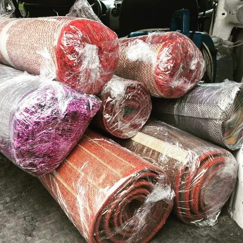 limpieza de alfombras decorativas