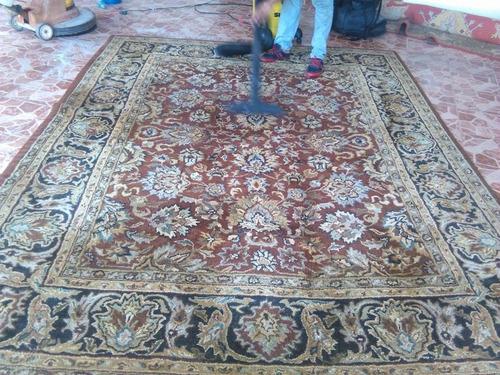 limpieza de alfombras / lavado en republica dominicana