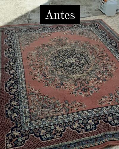 limpieza de alfombras, moquet, tapizados, cortinas, colchon