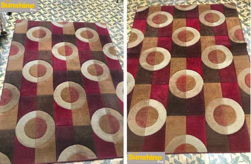limpieza de alfombras oferta!!! inicio de temporada