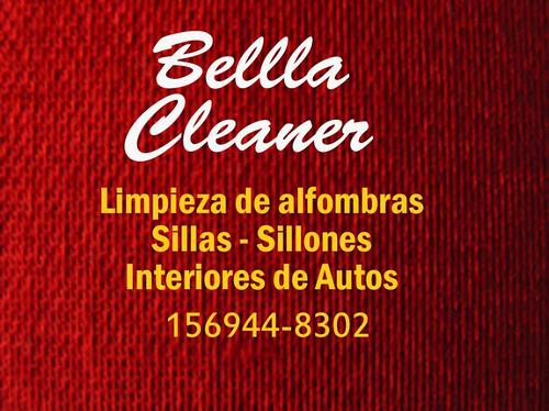 limpieza de alfombras, tapizados, sillones, colchones
