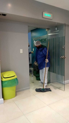 limpieza de consorcios ,oficinas,callcenters,etc