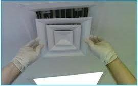 limpieza de ductos reparación e-instalación de ductos