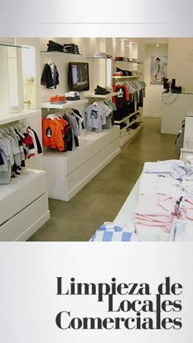 limpieza de empresas, consorcios, oficinas, shoppings.