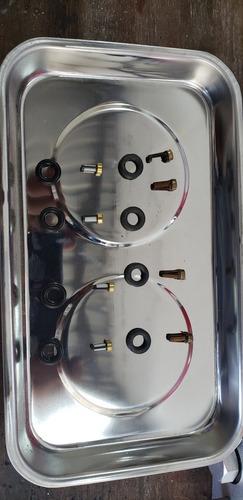 limpieza de inyectores a nafta scanner diagnostico