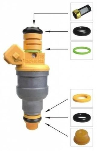 limpieza de inyectores nafta-diesel prueba en banco fallas !