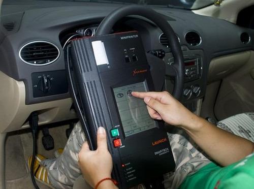 limpieza de inyectores por ultra sonido scanner automotriz
