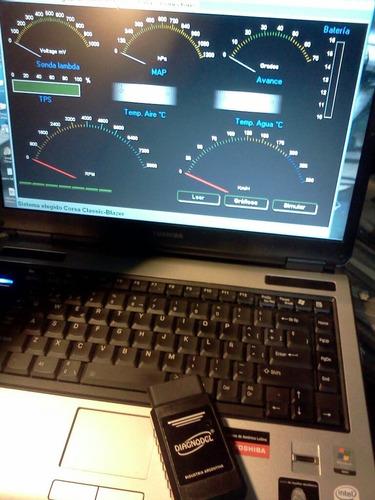 limpieza de inyectores por ultrasonido escaneo computarizado