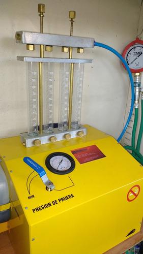 limpieza de inyectores ultrasonido zona norte mecánica