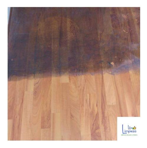 limpieza de piso flotante, alfombras y vidrios