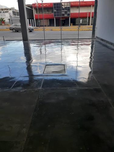 limpieza de pisos restauracion de brillo en marmol.granitos.