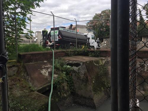 limpieza de pozo septicos